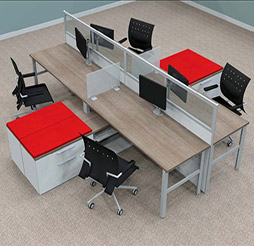 BENCHING AND DESKING