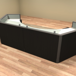 RECEPTION DESKS & COUNTERS