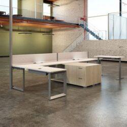 Benching and Desking Scene 2