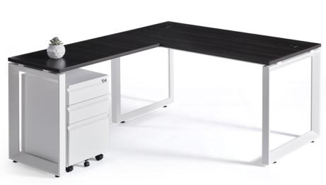 60 Inc L-desk